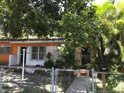 Miami Residential Lots & Land For Sale: 3750 SW 3rd Ave