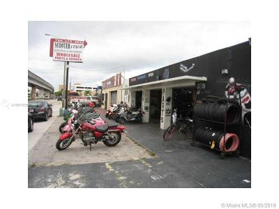 Hialeah Commercial For Sale: 873 E 25th Street