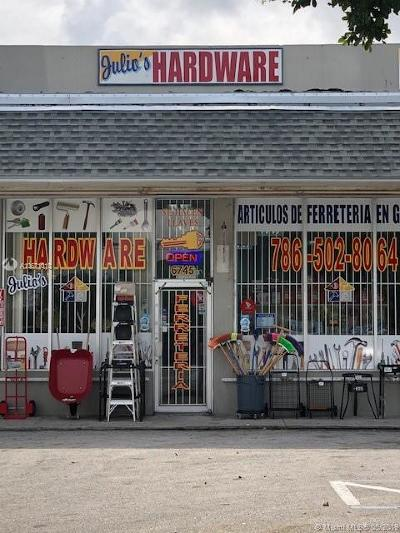 Hialeah Business Opportunity For Sale: 6725 W 4th Ave