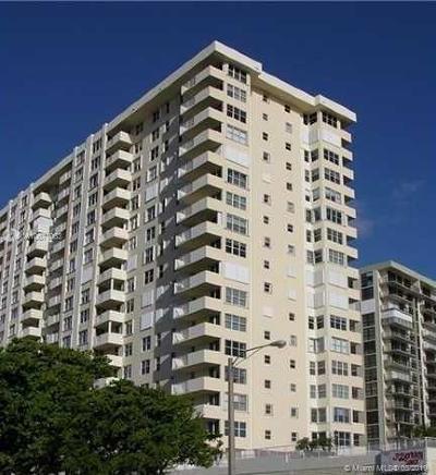 Fort Lauderdale Commercial For Sale: 3015 N Ocean Blvd #C102