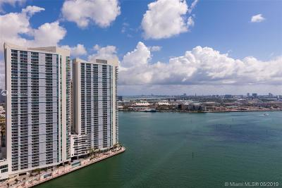 Brickell Condo For Sale: 901 Brickell Key Blvd #2908