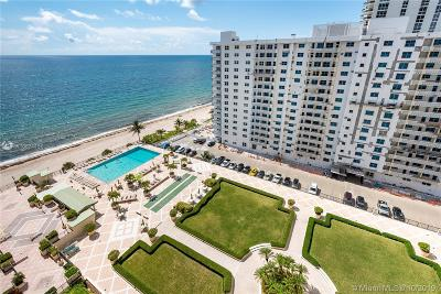 Fort Lauderdale Condo For Sale: 4280 Galt Ocean Dr #15J
