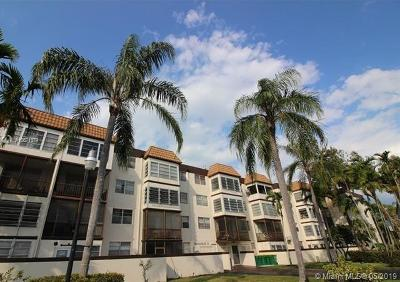 Plantation Condo For Sale: 7100 NW 17th St #419