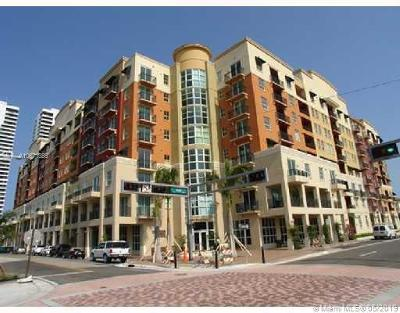 West Palm Beach Condo For Sale: 600 S Dixie Hwy #505