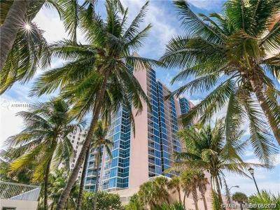 Mirasol Ocean, Mirasol Ocean Tower, Mirasol Ocean Towers, Mirasol Ocean Towers Cond Condo For Sale: 2655 Collins Ave #801