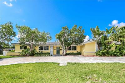 Palmetto Bay Single Family Home For Sale: 8120 SW 151st St