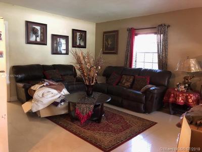 North Miami Single Family Home For Sale: 1145 NE 181st St