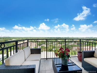 Coral Gables Condo For Sale: 1300 Ponce De Leon Blvd #1109