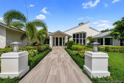 Palmetto Bay Single Family Home For Sale: 16000 Old Cutler Rd