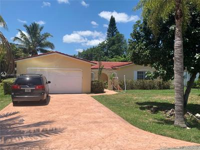 Coral Springs Single Family Home For Sale: 4012 NW 76th Ave