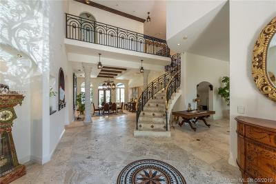 Coconut Grove, Coral Gables, Fisher Island, Key Biscayne, Miami Beach Single Family Home For Sale: 58 La Gorce Cir