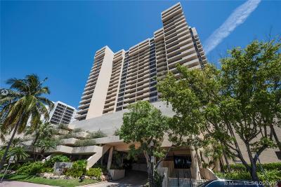 Miami-Dade County Condo For Sale: 2555 Collins Ave #906