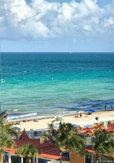 Sunny Isles Beach Condo For Sale: 19333 Collins Ave #709
