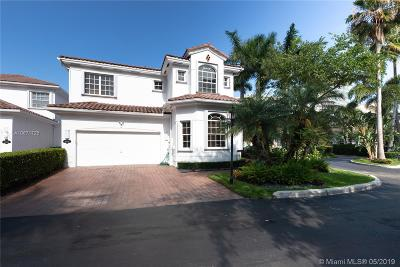 Sunny Isles Beach Single Family Home For Sale: 19435 39th Ave