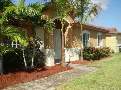 Homestead Single Family Home For Sale: 14269 SW 291st Ln