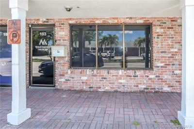 Davie Commercial For Sale: 6570 Griffin Rd #103-104