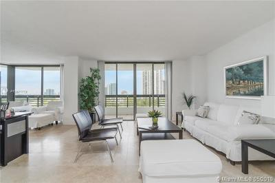 Aventura Condo For Sale: 3500 Mystic Pointe Dr #1104