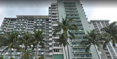 Miami Beach Condo For Sale: 1200 West Ave #1517