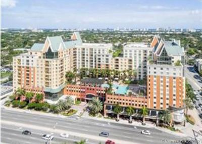 Fort Lauderdale Condo For Sale: 110 N Federal Hwy #1109