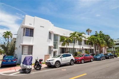 Miami Beach Condo For Sale: 621 11th St #103