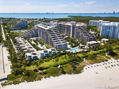 Key Biscayne Condo For Sale: 201 Crandon Blvd #643
