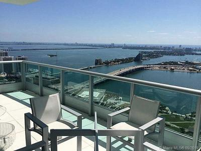 900 Biscayne, 900 Biscayne Bay, 900 Biscayne Bay Condo Rental For Rent: 900 Biscayne Blvd #5607
