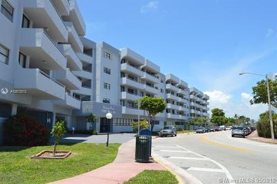 Miami Beach Condo For Sale: 7300 Wayne Av. #211