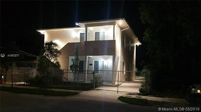 Miami-Dade County Multi Family Home For Sale