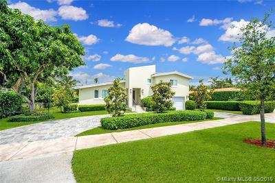 Coral Gables Single Family Home For Sale: 717 Benevento Ave