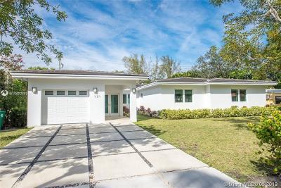 Miami FL Single Family Home For Sale: $1,699,000