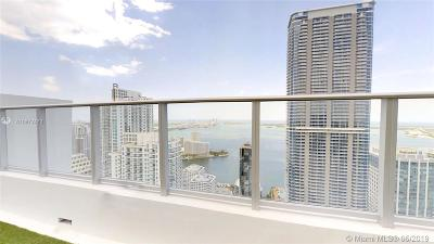 Condo For Sale: 1010 Brickell Ave #3209