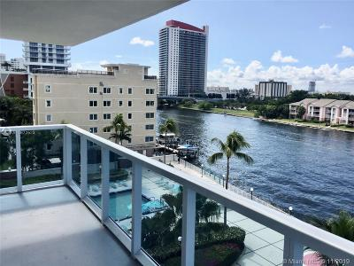 Hollywood Condo For Sale: 3800 S Ocean Dr #505