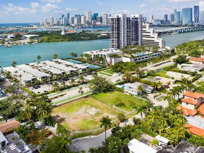 Miami Residential Lots & Land For Sale: 1120 N Venetian Dr