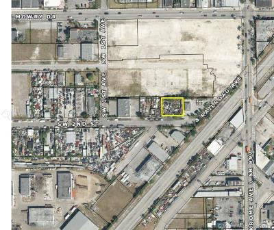 Homestead Commercial Lots & Land For Sale: 61 SW 2nd St