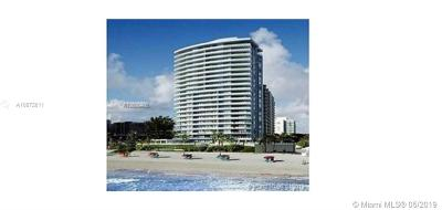 Hollywood Condo For Sale: 3951 S Ocean Drive #2103
