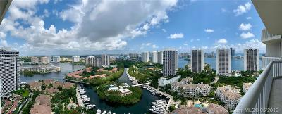 Aventura Condo For Sale: 2000 Island Blvd #2905