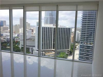 Miami Rental Pending Sale: 485 Brickell Ave #2504