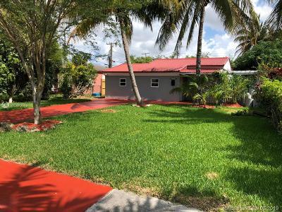 North Miami Beach Single Family Home For Sale: 1939 NE 180th St