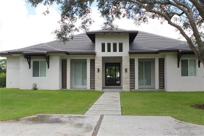 Miami Single Family Home For Sale: 9283 SW 106th St