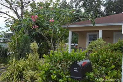 Miami Single Family Home For Sale: 1900 NW 87th St