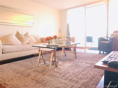Miami Beach Rental For Rent: 1200 West Ave #608