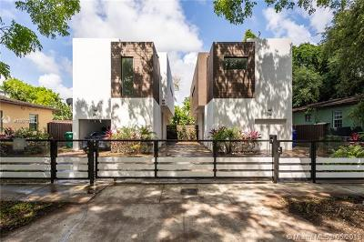 Miami FL Multi Family Home For Sale: $1,290,000
