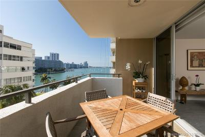 Venetian Islands Condo For Sale: 11 Island Ave #708