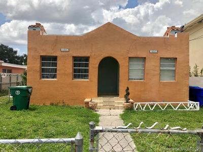 Single Family Home For Sale: 1853 NW 5th St
