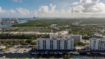 North Miami Beach Condo For Sale: 3703 NE 166th St #602