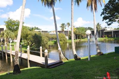Davie Condo For Sale: 2910 SW 87th Ter #1706