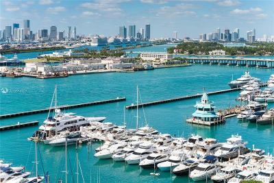 Miami Beach Rental For Rent: 400 Alton Rd #1509