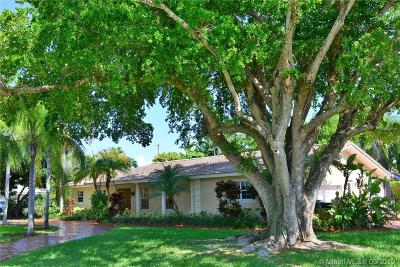 Pinecrest Single Family Home For Sale: 7360 SW 108 Ter