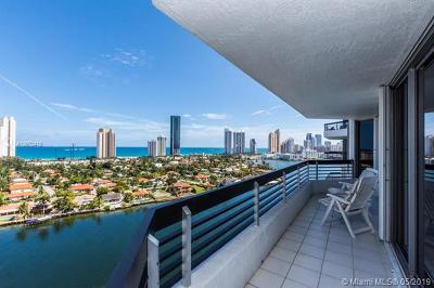 Aventura Condo For Sale: 19101 Mystic Pointe Dr #3109