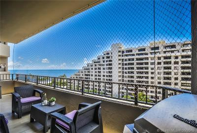 Key Biscayne Condo For Sale: 251 Crandon Blvd #830